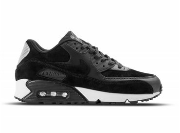 Nike Air Max 90 PRM Black Chrome Black Black Off White 700155 009