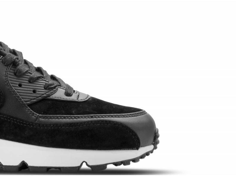 d210c2dd0a4bab Nike Air Max 90 PRM Black Chrome Black Black Off White 700155 009 ...