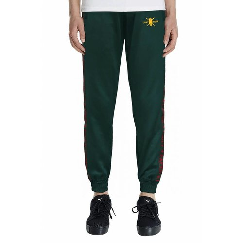 Green Tape Logo Track Pants NOSB05