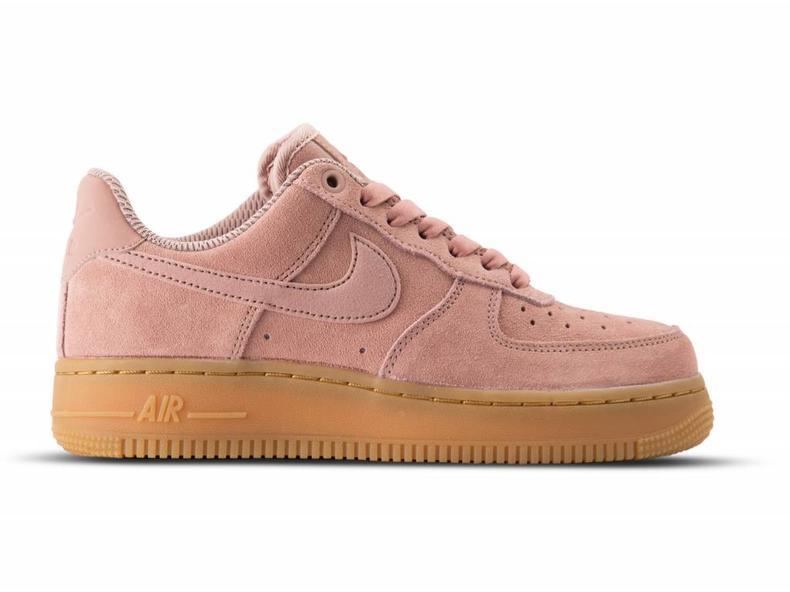 nike air force 1 dames pink