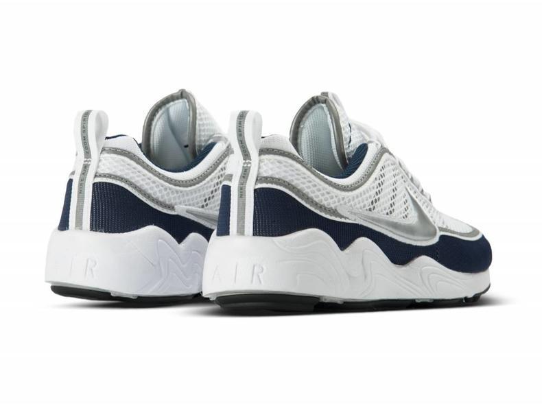 Air Zoom Spiridon '16 White Metalic Silver Blanc 926955 103