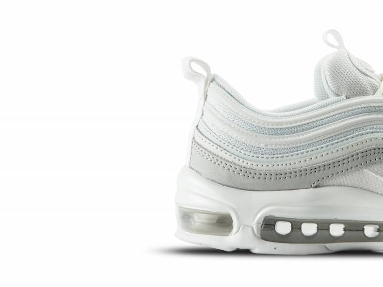 fc785e364bd Nike Air Max 97 Premium Light Bone Summit White 312834 006 - Bruut ...