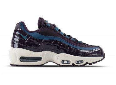Nike Air Max 95 SE Premium Port Wine Space Blue AH8697 600