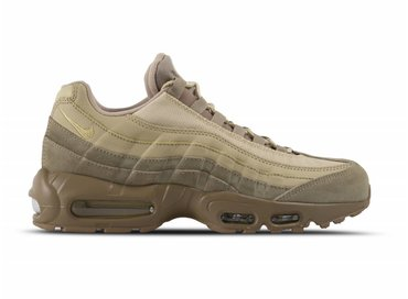 Nike Air Max 95 Premium Khaki Team Gold Mushroom 538416 202