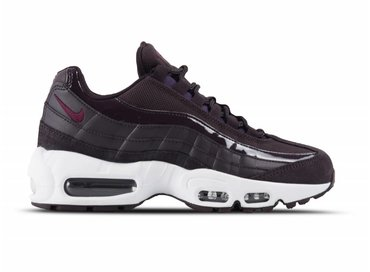 super popular ba599 07c3e Nike Air Max 95 Port Wine Bordeaux White 307960 602