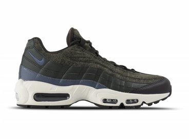 Nike Air Max 95 Premium Sequoia Light Carbon Velvet Brown 538416 300