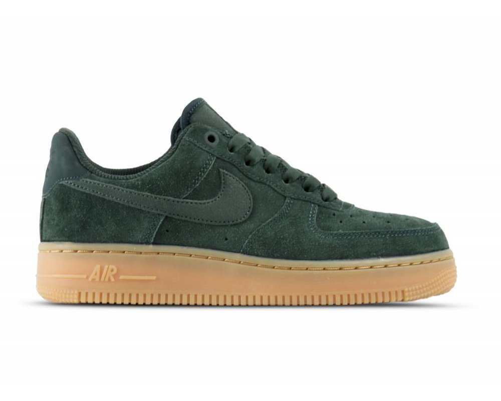 Nike WMNS Air Force 1 '07 SE Outdoor Green AA0287 300