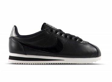 Nike Classic Cortez SE PRM Black black Reflect Silver AJ0135 001