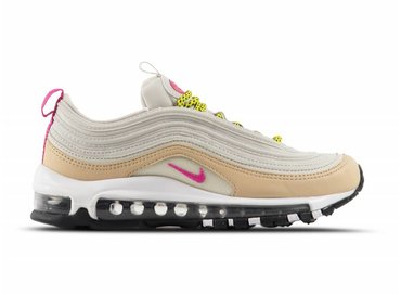 Nike Air Max 97 Light Bone Deadly Pink 921733 004