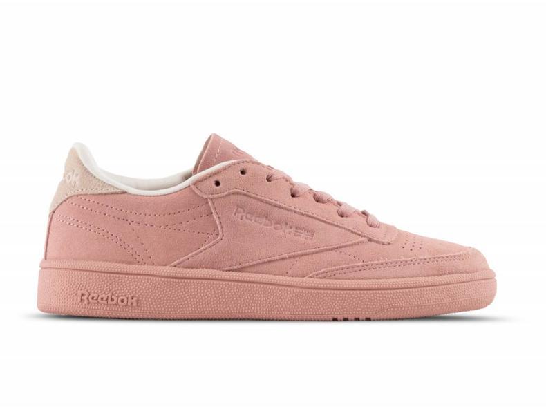 5159ccf665b Reebok Club C 85 NBK Chalk Pink Pale Pink CM9053