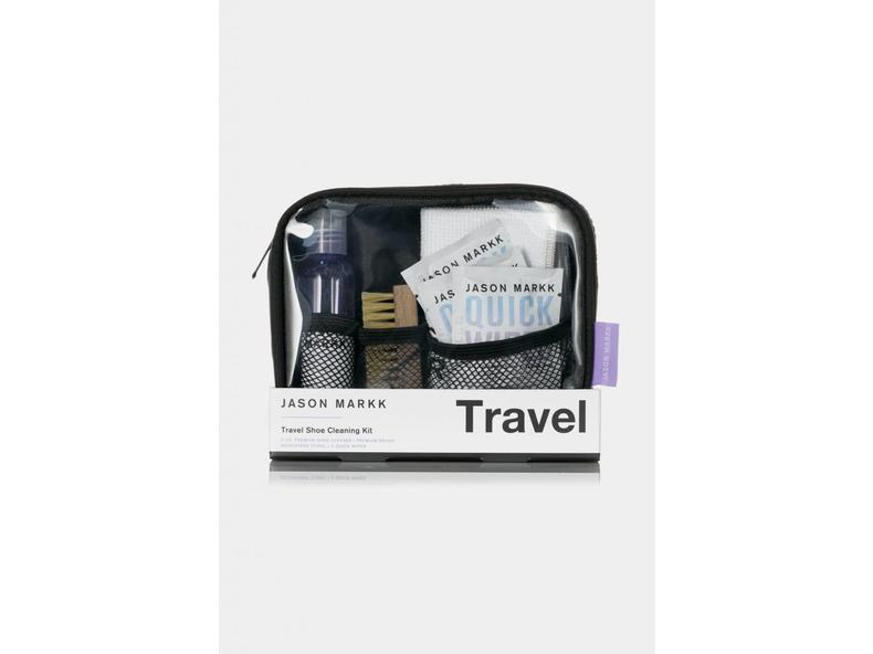 Travel Shoe Cleaning Kit