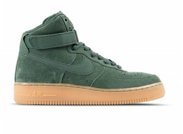 Nike Air Force 1 High '07 LV8 Suede Vintage Green Vintage Green AA1118 300