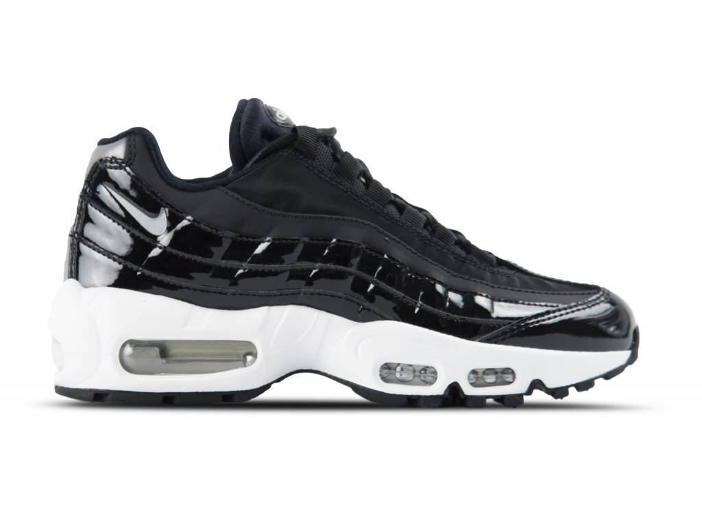 Nike Wmns Air Max 95 SE PRM Black Reflect Silver Black