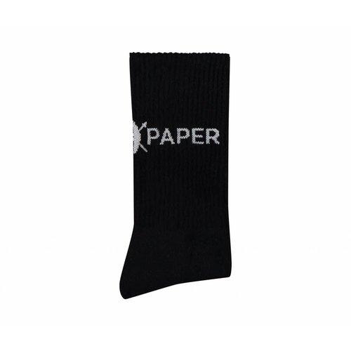 Logo Socks Black NOSA6