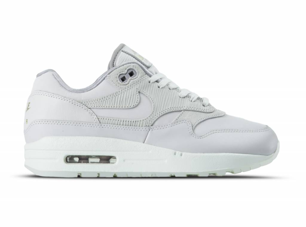 ddc1234ae6e4 WMNS Air Max 1 PRM Vast Grey Vast Grey 454746 017 will be added to your  shopping card