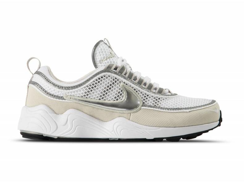 3419ca81f428 Nike Air Zoom Spiridon  16 White Metallic Silver 926955 105