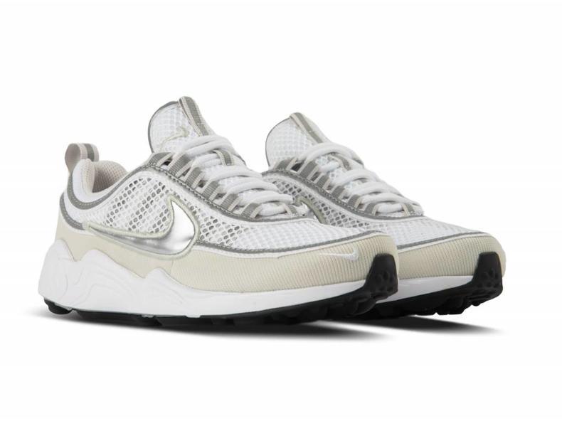 Air Zoom Spiridon '16 White Metallic Silver 926955 105