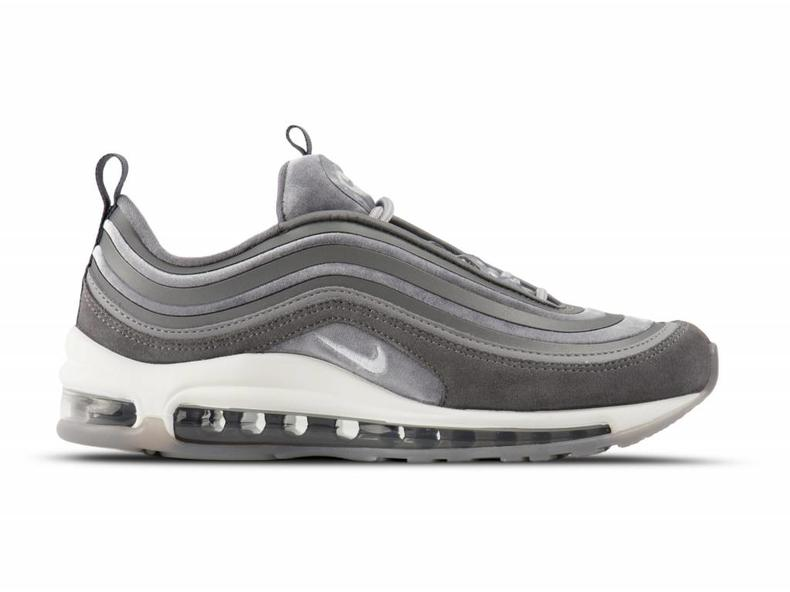 3f15a292563 WMNS Air Max 97 Ultra Lux Gunsmoke Summit White Atmosphere Grey AH6805 001