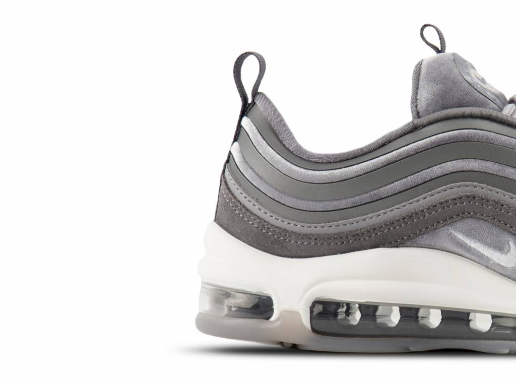Nike AIR MAX 97 ULTRA LUX W Grey Womens Sneakers On Sale