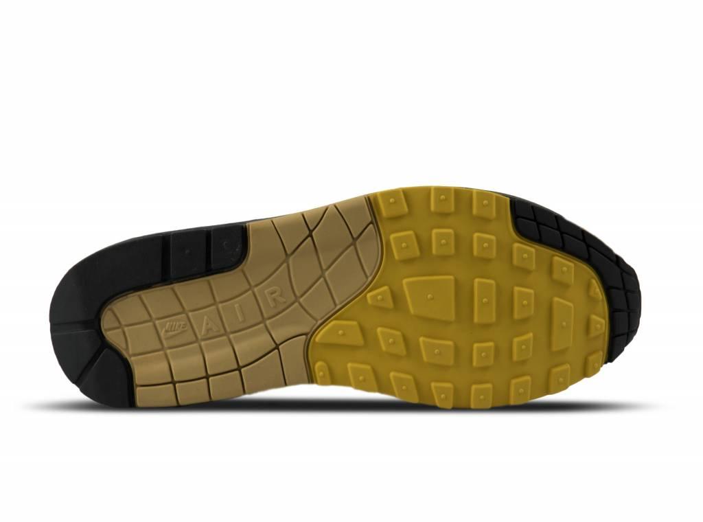 Nike Air Max 1 Premium Elemental Gold Mineral Yellow Black