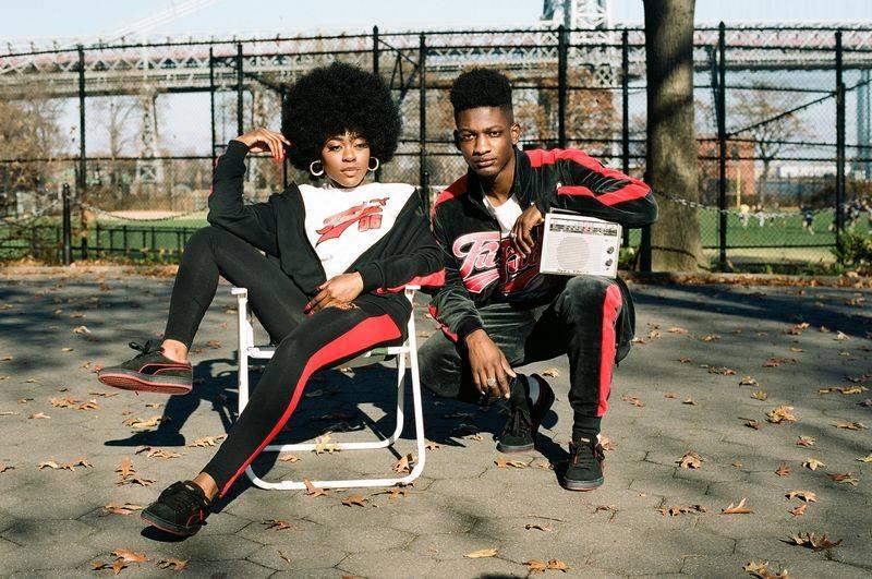 FUBU X Puma samenwerking brengt de 90's hip hop stijlen terug in 2018