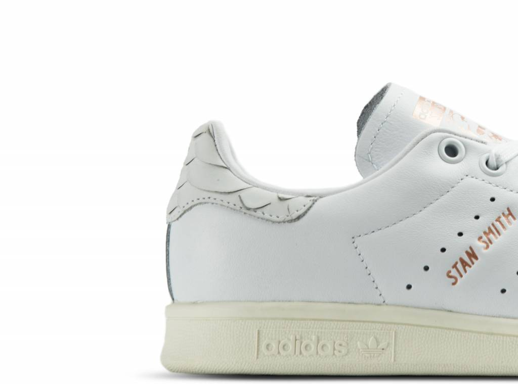 Adidas Stan Smith W Ftwr White Ftwr White Copper Metallic ...