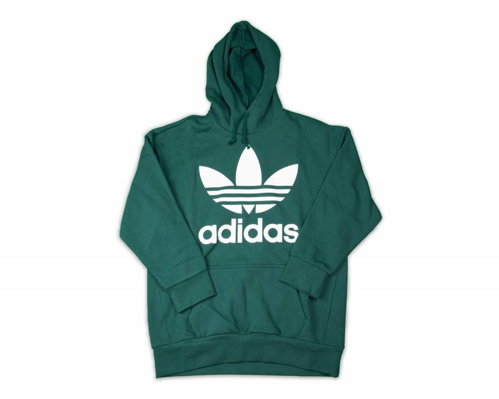 Adidas Trefoil Over Hood Green CW1248