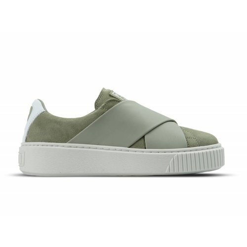 Platform X Wn's Rock Ridge Puma White 365477 01