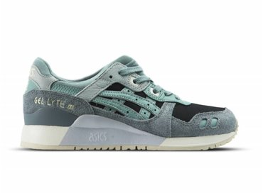 ASICS Gel Lyte III  Black Blue Surf H820L 9046