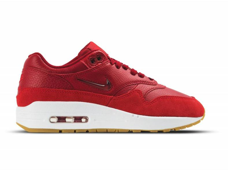 quality design 3a0f8 64c90 WMNS Air Max 1 Premium SC Gym Red Gym Red Speed Red AA0512 602