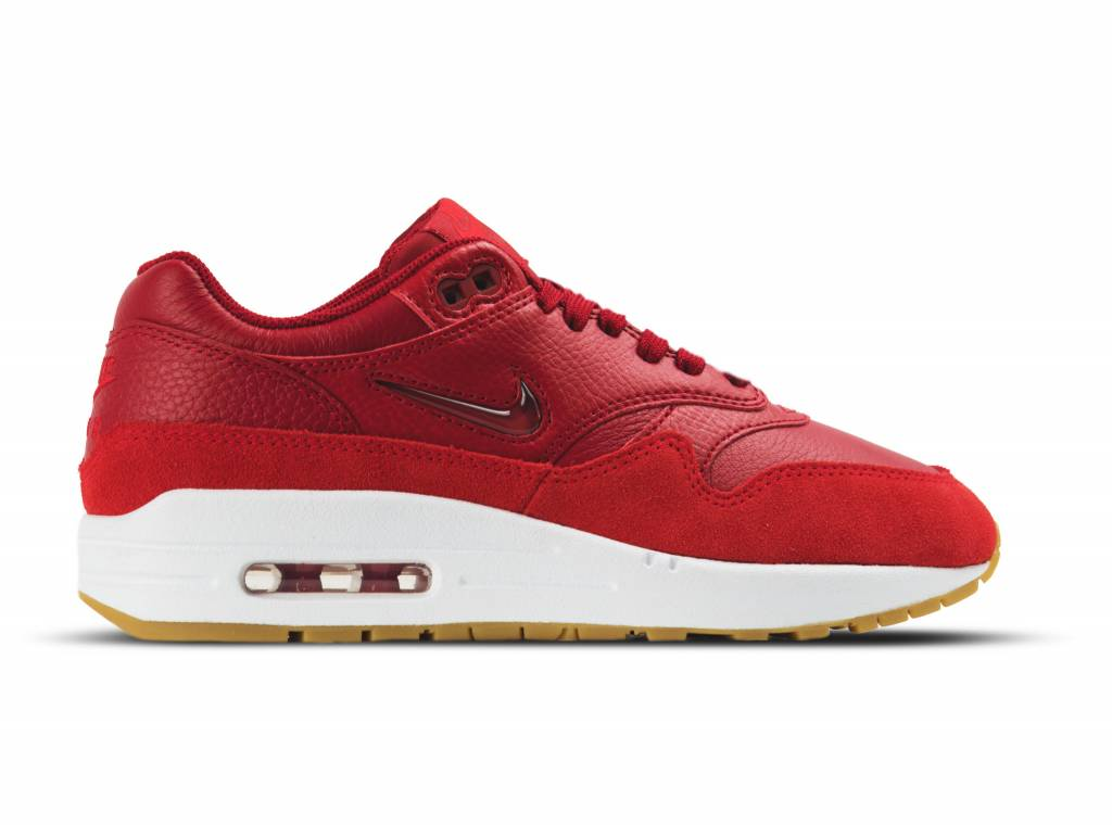 Nike WMNS Air Max 1 Premium SC Gym Red Gym Red Speed Red
