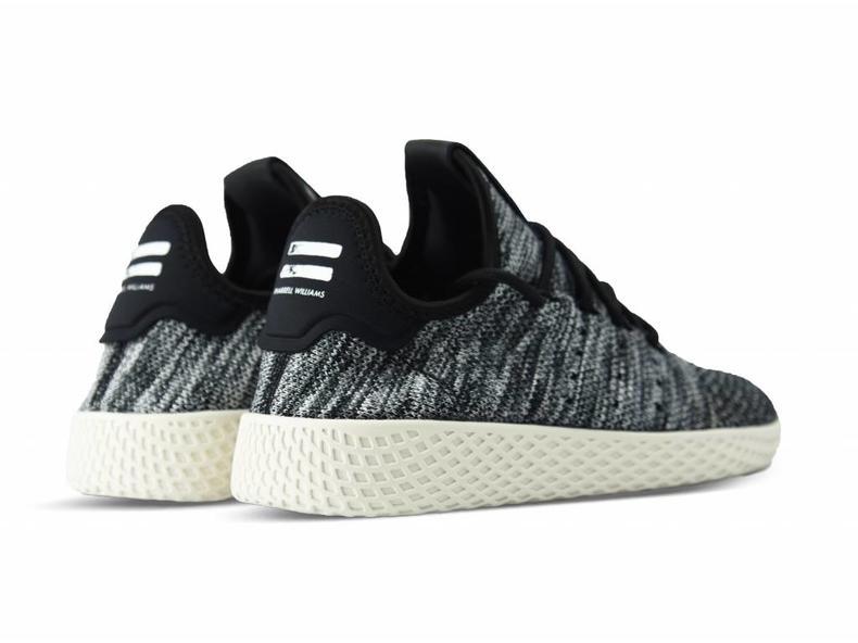 Pharrel Williams Tennis Hu PK Core Black Core Black Footwear White CQ2630