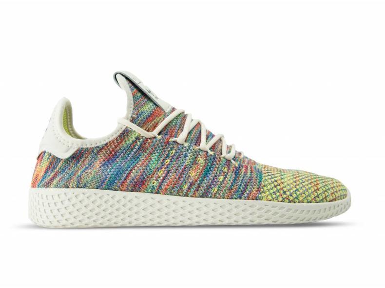 60ddc2127816a Adidas Pharrel Williams Tennis Hu PK Multi Color Multi Color CQ2631 ...