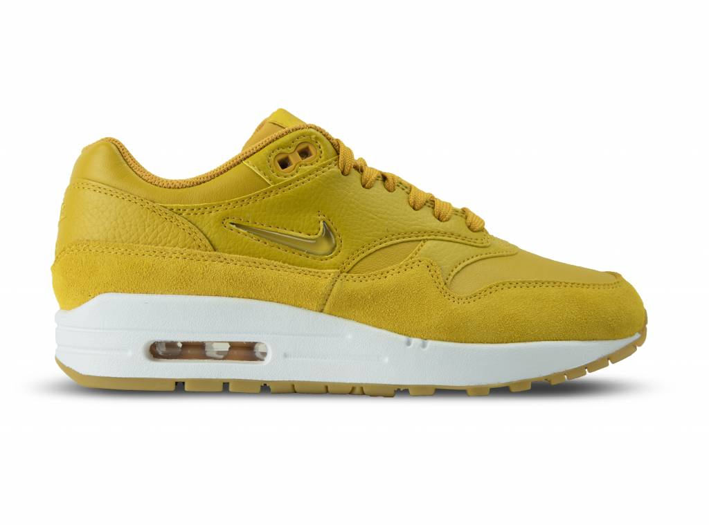Nike WMNS Air Max 1 Premium SC Mineral Yellow Mineral Yellow ...