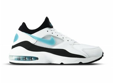 Nike WMNS Air Max 93 White Sport Turq Black 307167 100
