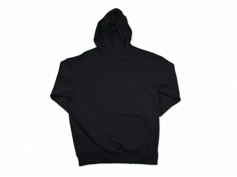 Trefoil Over Hood Black CW1246