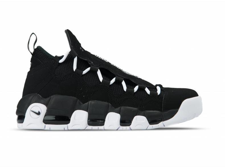 official photos f7338 09a68 Nike Air More Money Black White Black AJ2998 001 | Bruut Online shop ...