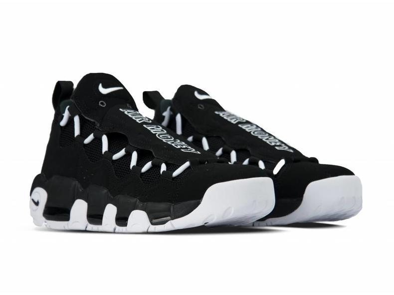 buy online 4f4fe 09704 Air More Money Black White Black AJ2998 001
