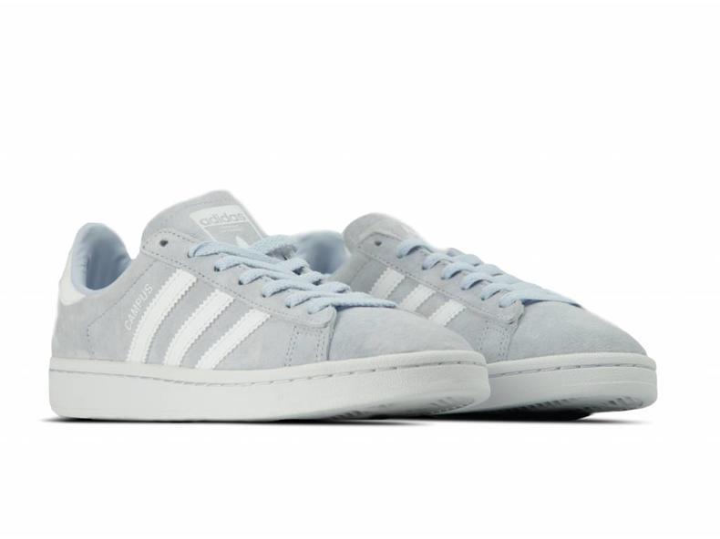ddf185e3bad65 Adidas Campus W Aero Blue Ftwr White Crystal White CQ2105