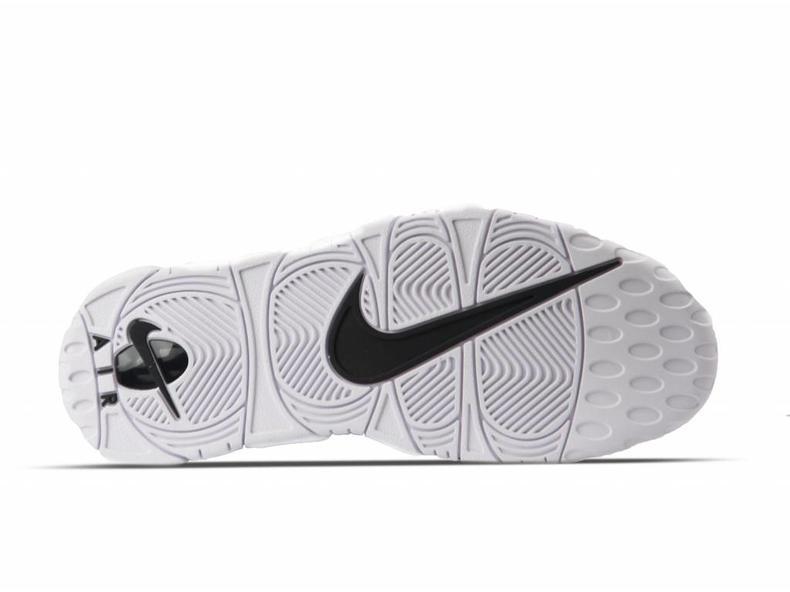 c8400a5a8f5f3 Nike Air More Money Black White Black AJ2998 001