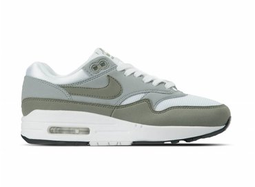 Nike WMNS Air Max 1 White Dark Stucco Light Pumice 319986 105