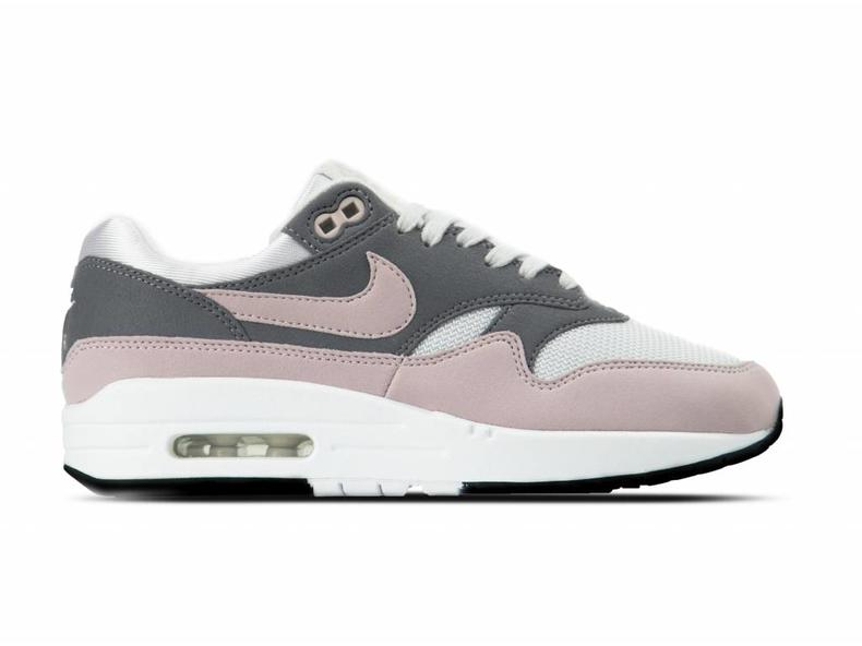acfa1489a4cb Nike WMNS Air Max 1 Vast Grey Particle Rose 319986 032
