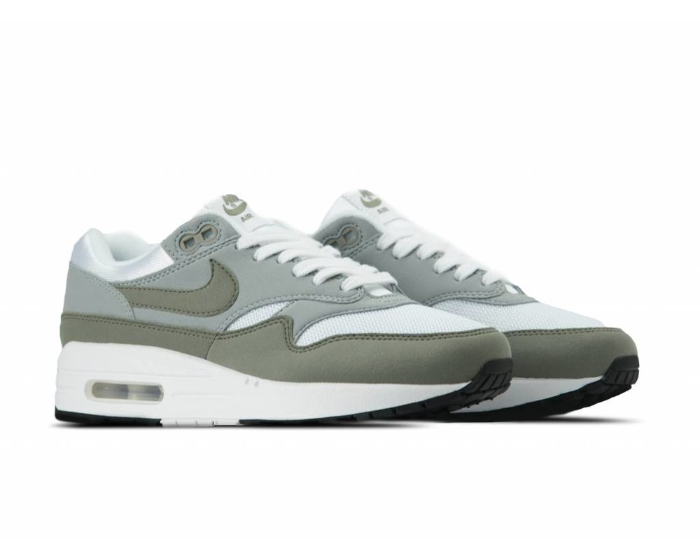 Nike WMNS Air Max 1 White Dark Stucco Light Pumice 319986