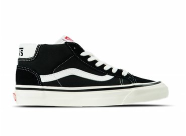 Vans Mid Skool 37 DX Anaheim Factory Black White VN0A3MUOQF6