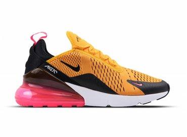 Nike Air Max 270 Black University Gold AH8050 004