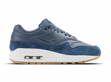 Nike WMNS Air Max 1 Premium SC Diffused Blue Diffused Blue AA0512 400