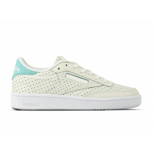 Club C 85 Popped Perf Chalk Turquoise White CM9277