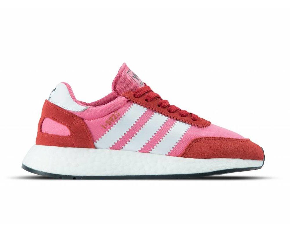 Adidas Iniki Runner I 5932 W Chalk Pink Ftwr White Bold