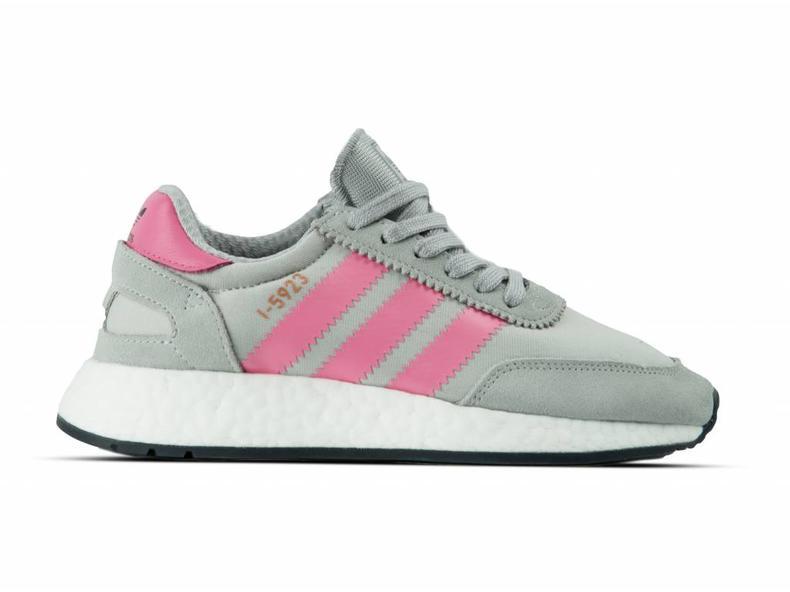 Iniki Runner I 5923 Grey Two Chalk Pink Core Black CQ2528