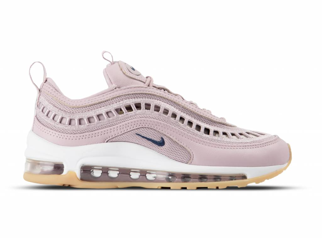 Details about Womens Nike Air Max 97 UL 17 SI Size 10 Shoes Particle Rose Indigo AO2326 600